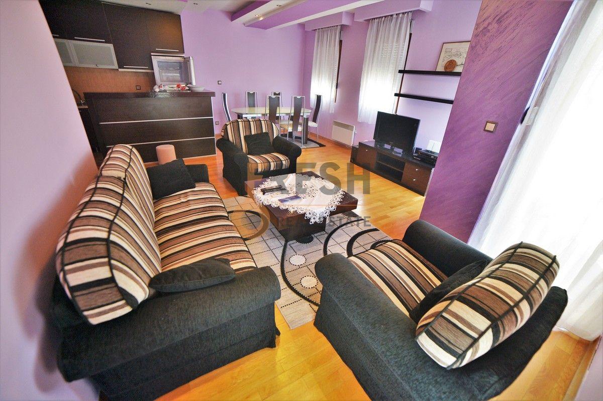 Lux dvosoban namješten stan, 72m2, Obala Morače, izdavanje - 3