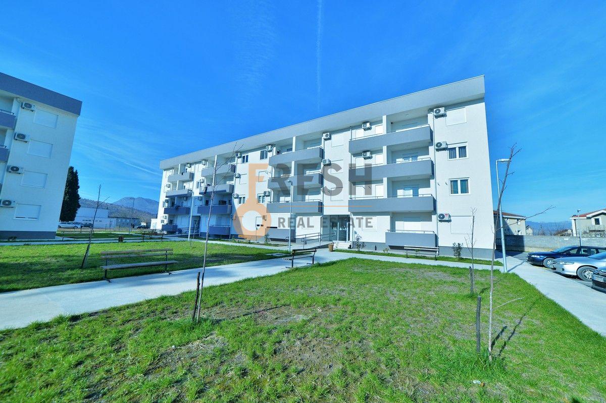 Jednosoban namješten stan, 50m2, Donja Gorica, Izdavanje - 1