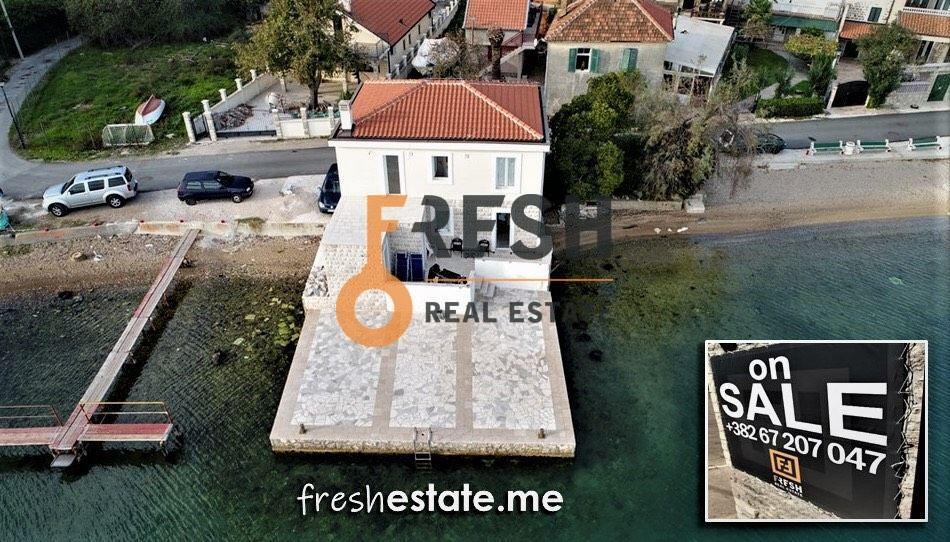 Kuća na obali, 150m2, Bijela - Herceg Novi, Prodaja - 1