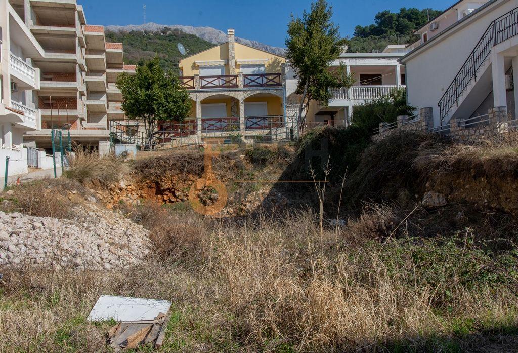 Urbanizovano građevinsko zemljište, 421m2, Dobra Voda, Prodaja - 1