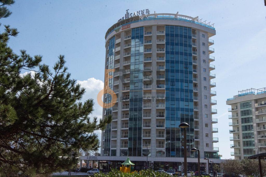 Lux jednosoban stan, 63m2, Tre Canne - Budva, Prodaja - 1