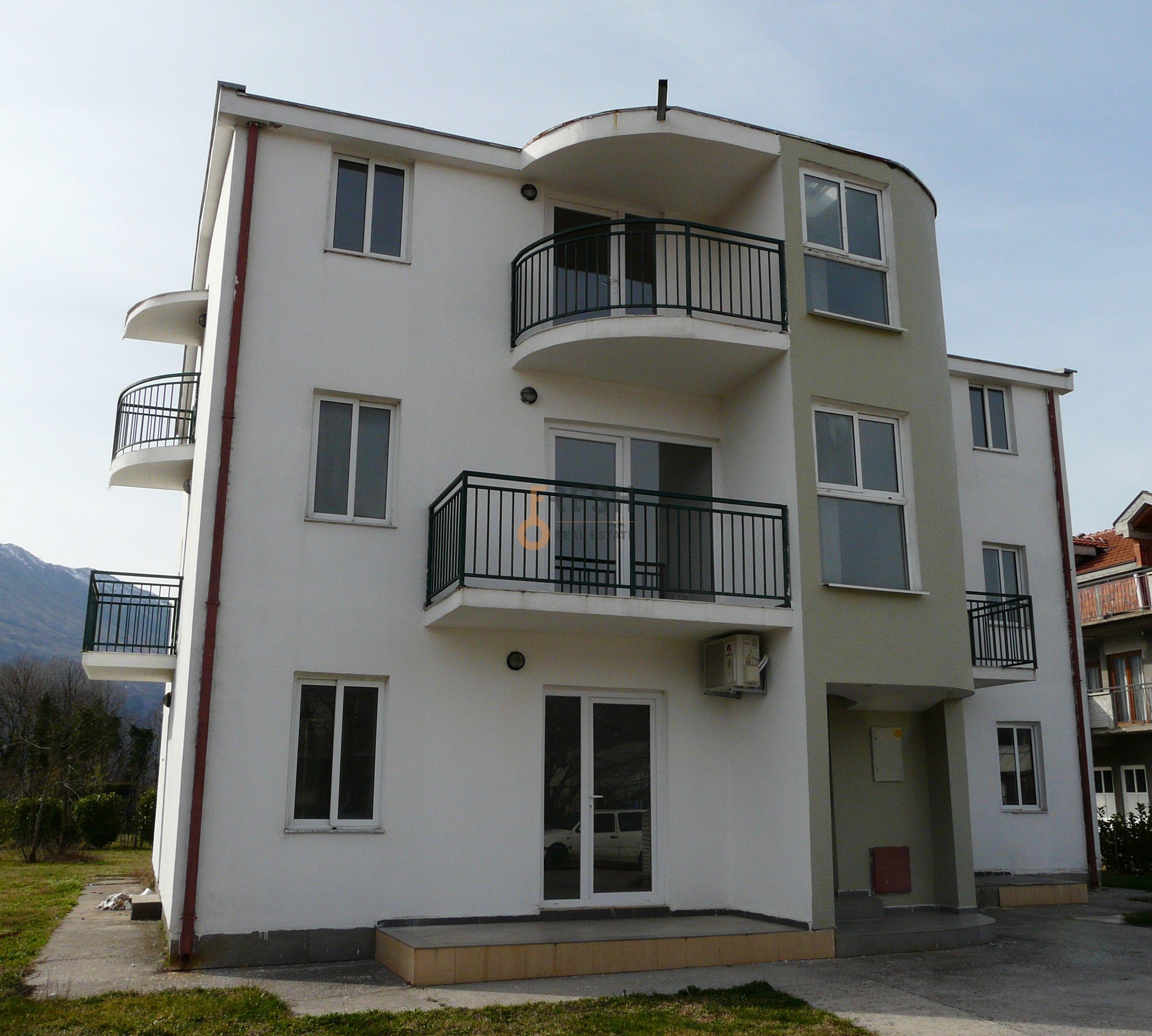 Jednosoban stan, 57m2, Danilovgrad, Prodaja - 1