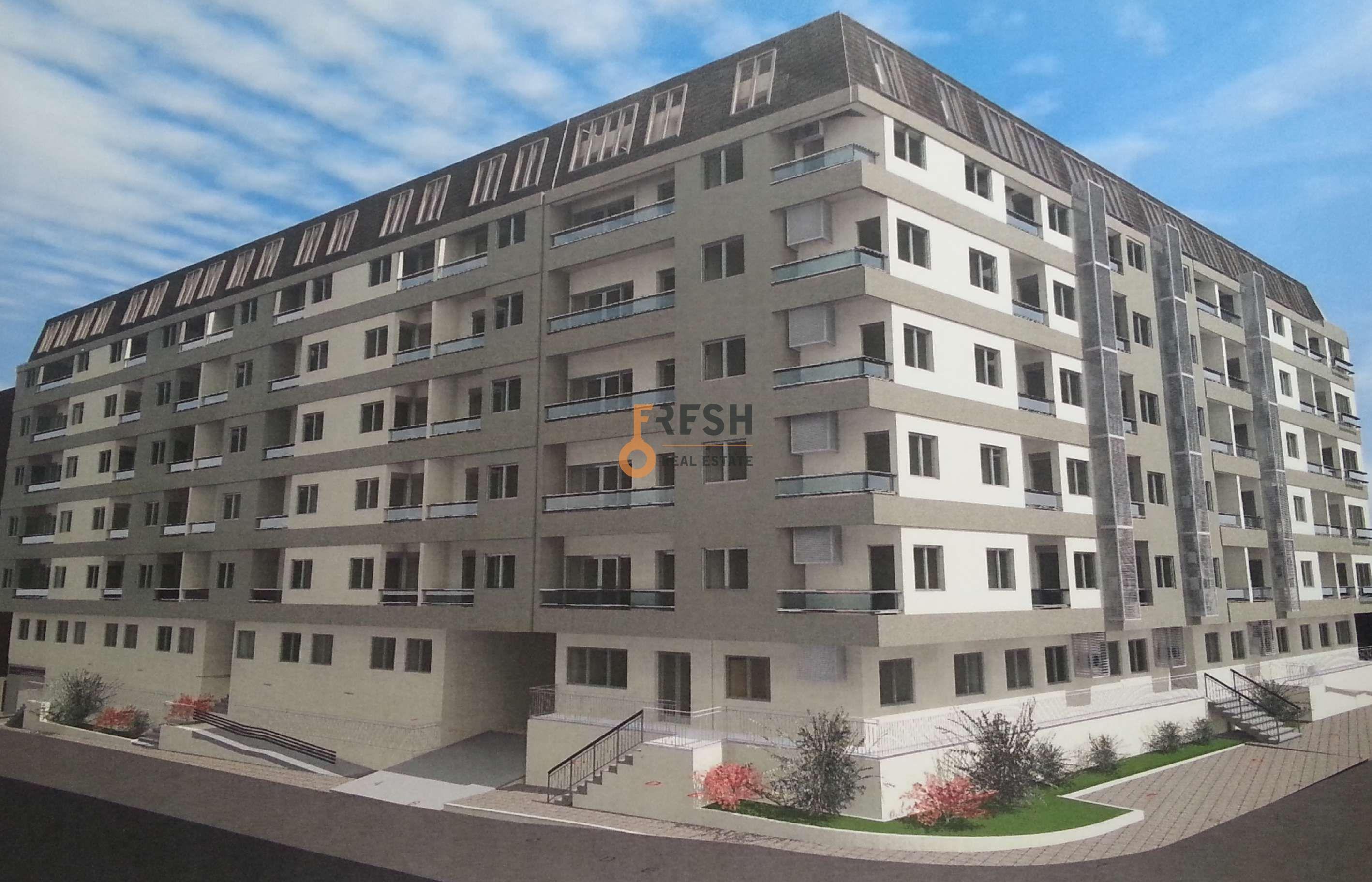 Dvosoban stan, 57m2, Zabjelo - Ljubović, Prodaja - 1