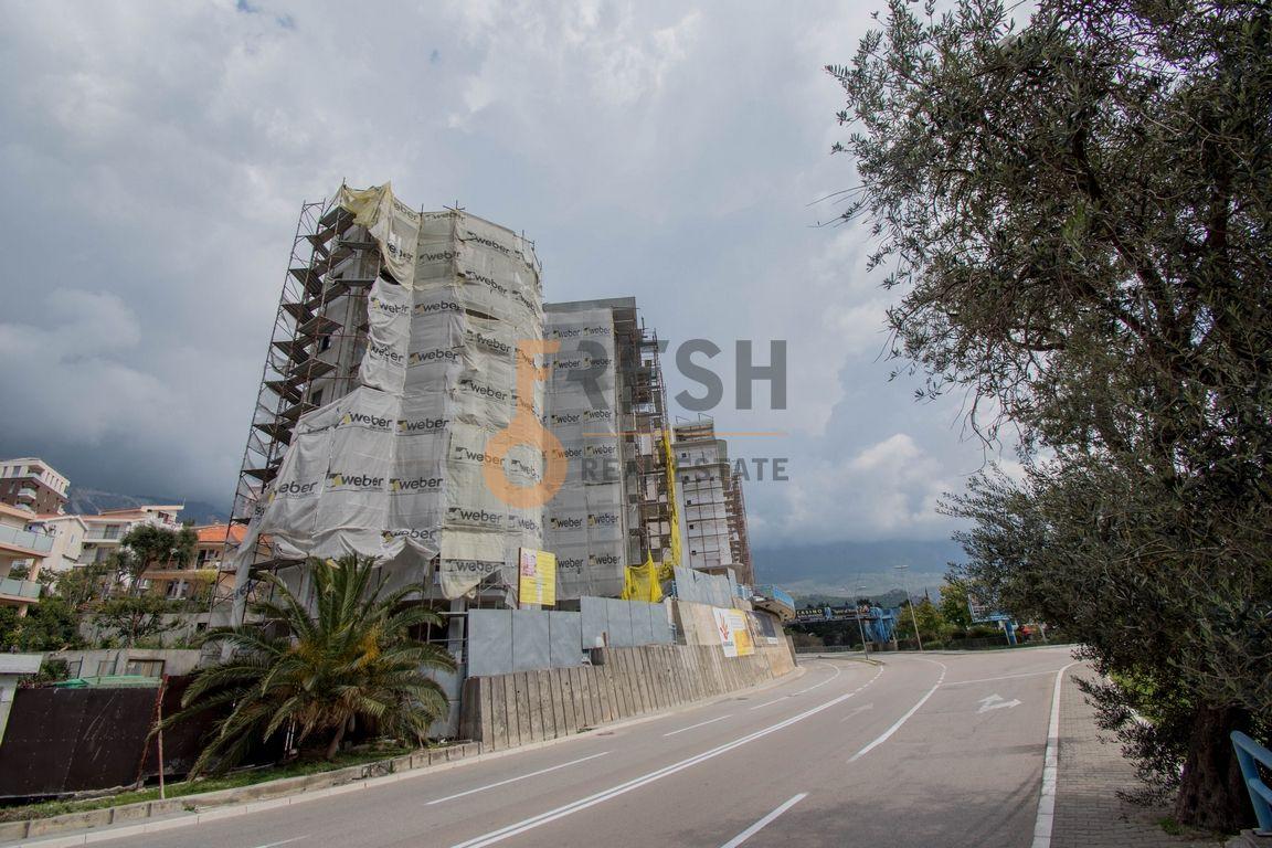 Dvosoban stan, 67m2, Budva-Bečići, Prodaja - 1