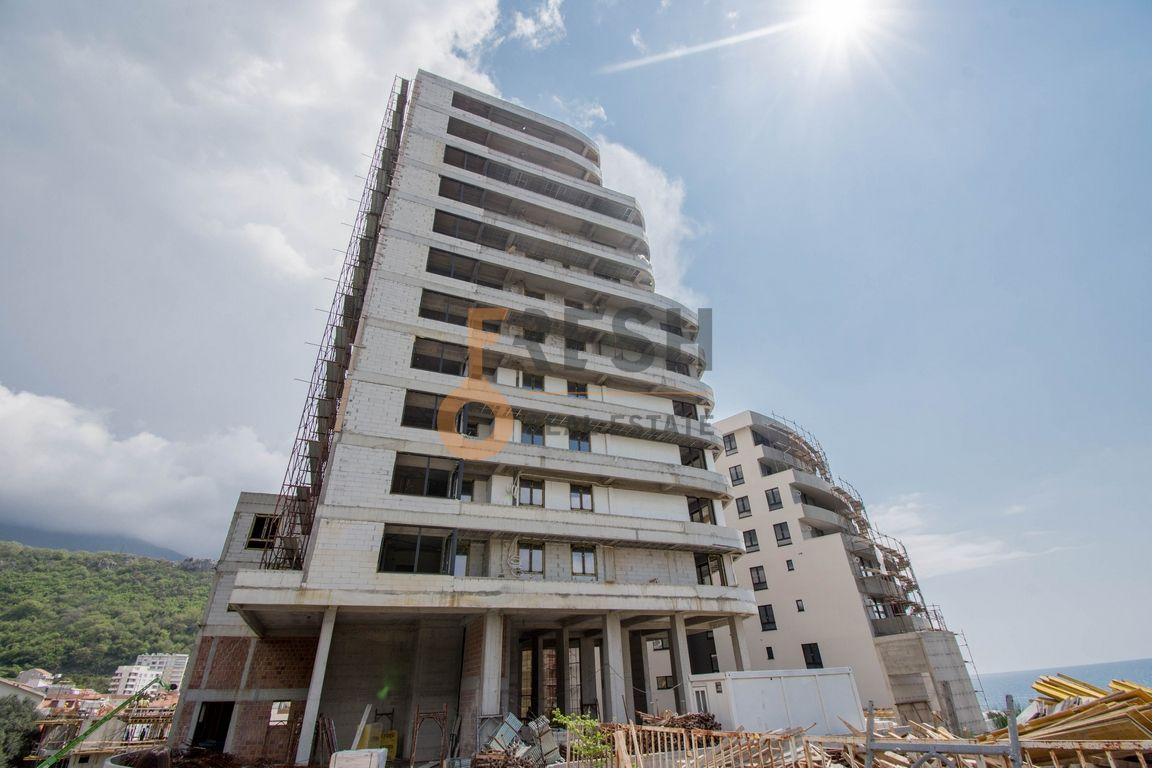 Dvosoban stan, 67m2, Budva - Bečići, Prodaja - 1