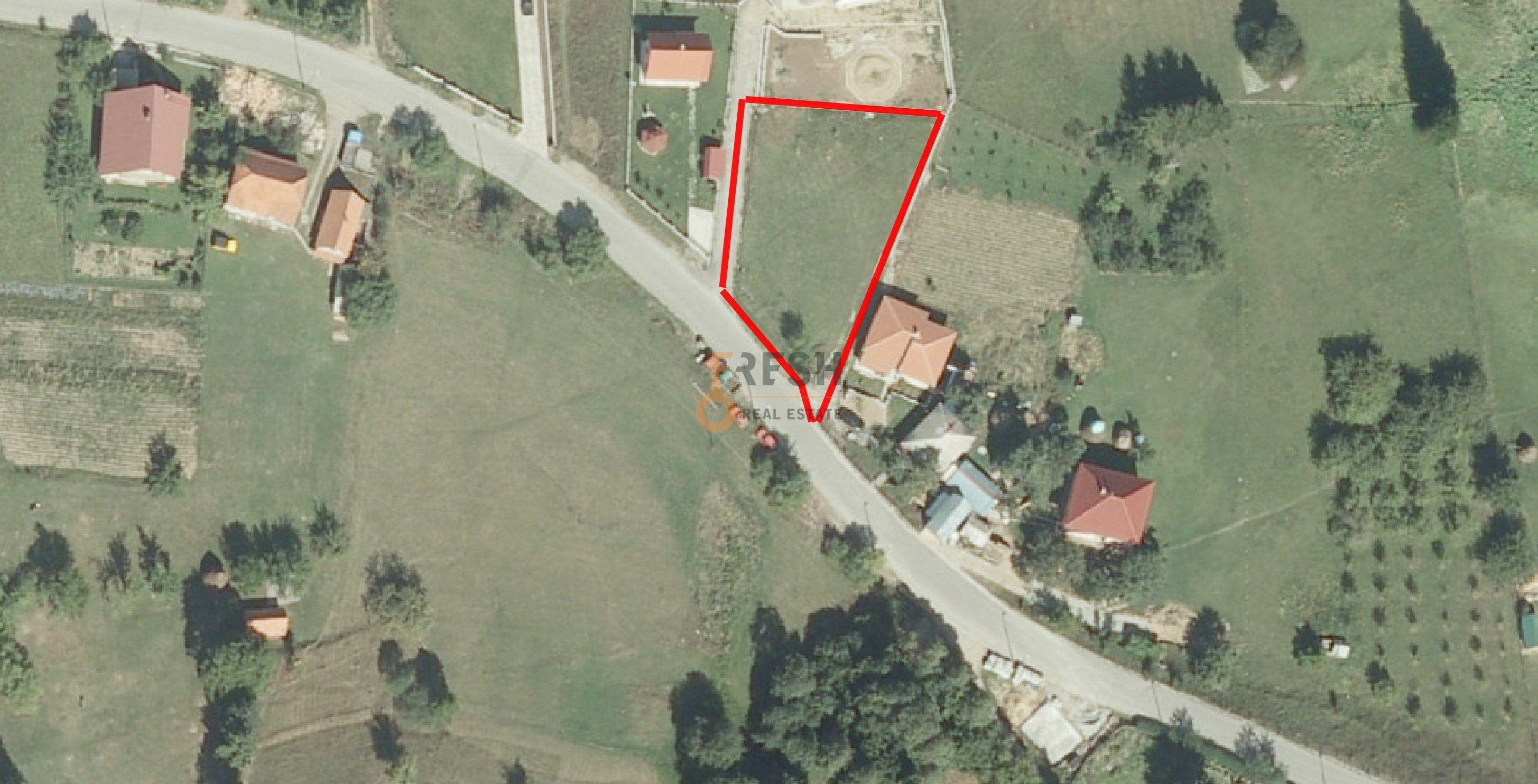 Urbanizovani plac, 1011m2, Kolašin, Prodaja 1