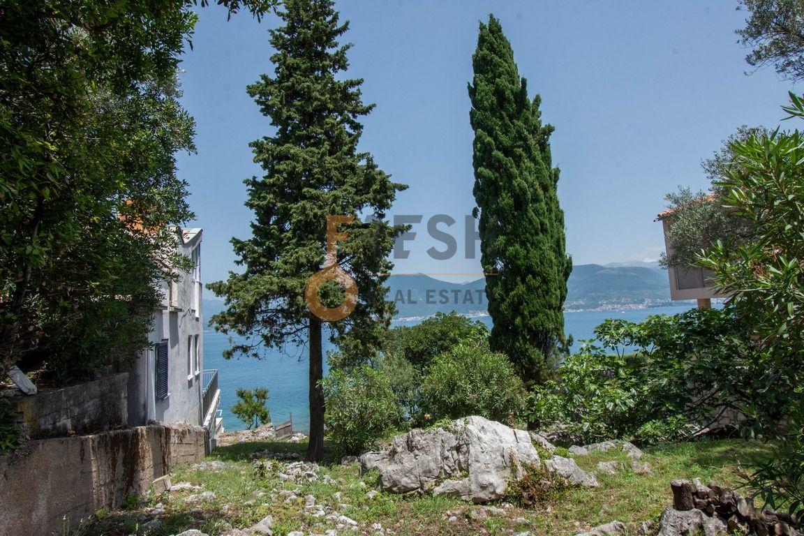 Krašići, zemljište za 4 vile i kuća na obali, Prodaja - 9