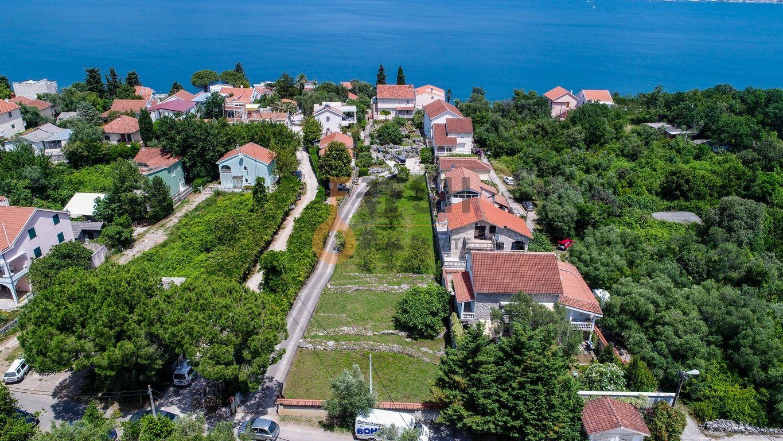 Krašići, zemljište za 4 vile i kuća na obali, Prodaja - 12