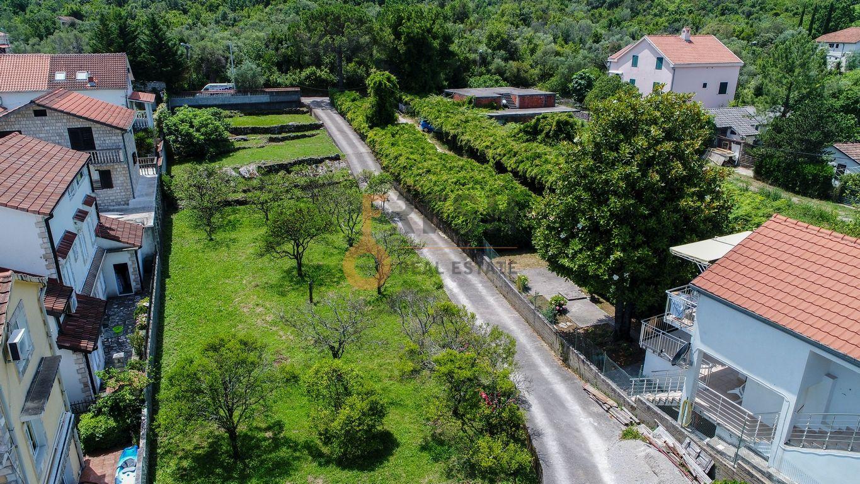 Krašići, zemljište za 4 vile i kuća na obali, Prodaja - 5