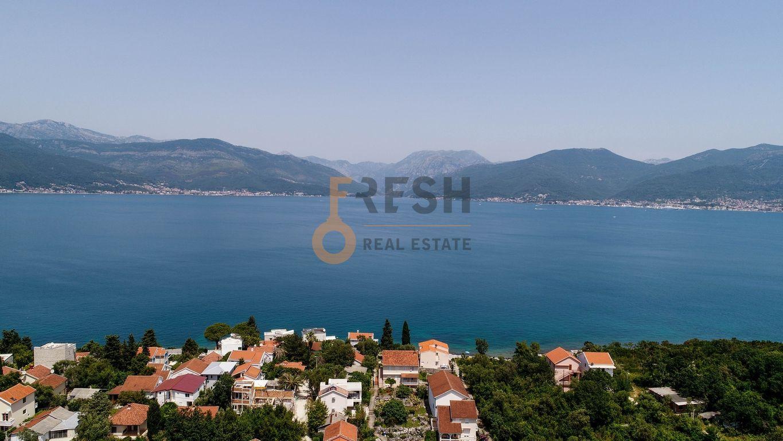 Krašići, zemljište za 4 vile i kuća na obali, Prodaja - 6
