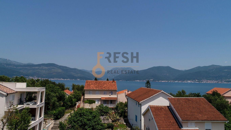 Krašići, zemljište za 4 vile i kuća na obali, Prodaja - 8