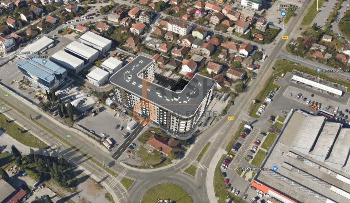 Dvosoban stan, 66.75m2, Zabjelo, Prodaja - 5