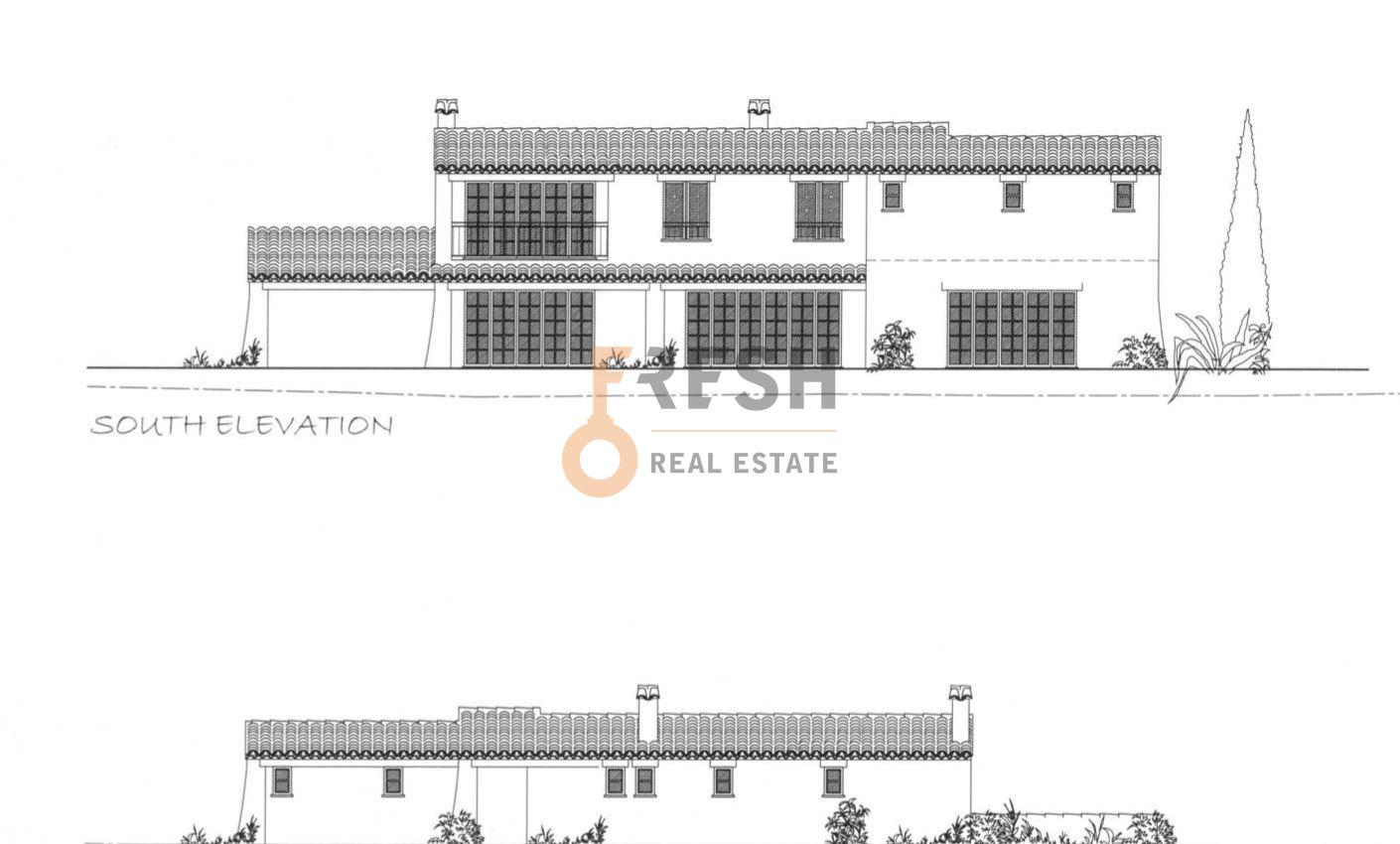 Selo na prodaju, 22107m2, Petrovac, unikatni projekat za gradnju 19 vila - 28