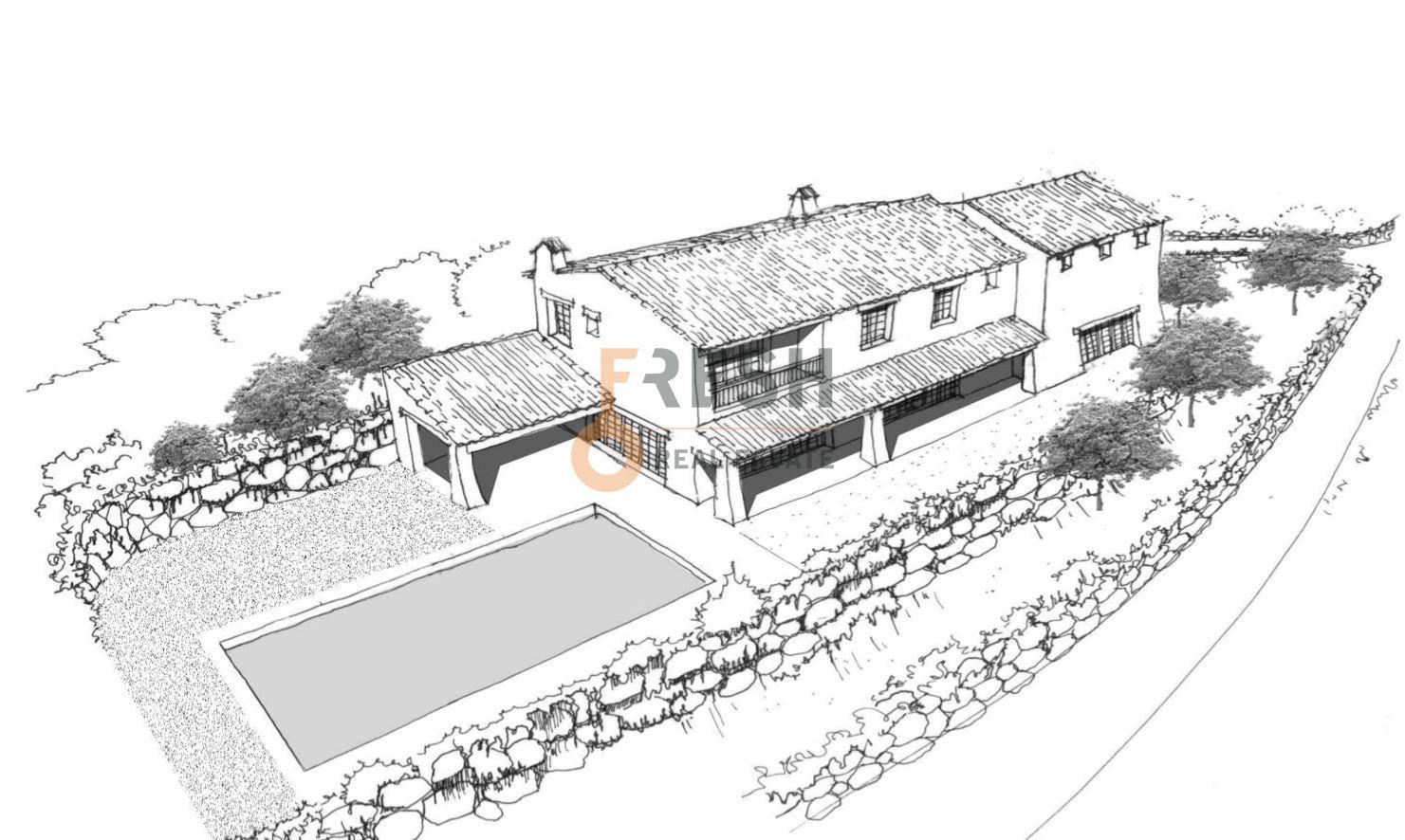 Selo na prodaju, 22107m2, Petrovac, unikatni projekat za gradnju 19 vila - 29