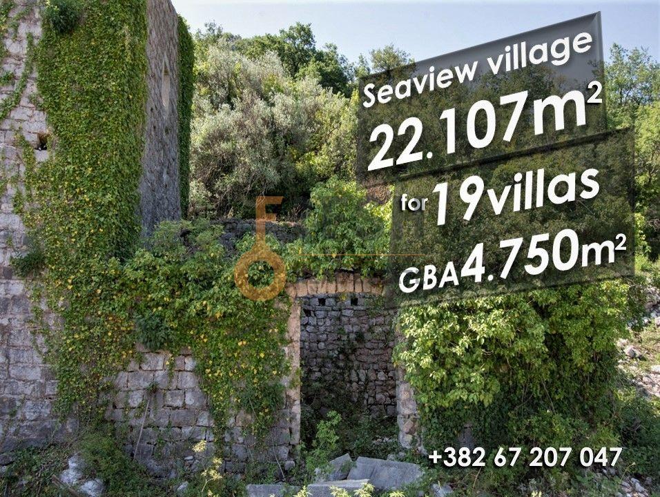 Selo na prodaju, 22107m2, Petrovac, unikatni projekat za gradnju 19 vila - 5