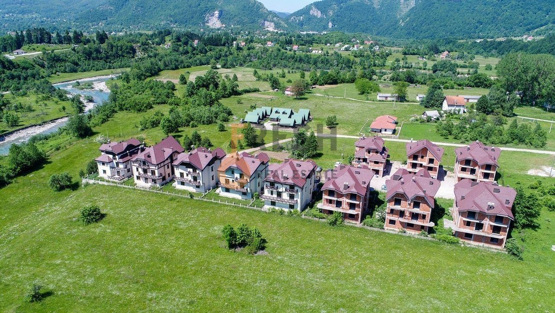 Investicioni projekat, 8 vila, 3734m2, Kolašin, Prodaja - 1