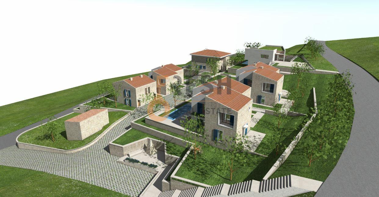 Reževići, urbanizovano zemljište za 4 vile, 3157m2,  ispod cijene! - 8