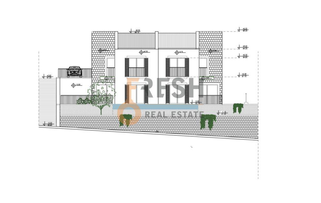 Reževići, urbanizovano zemljište za 4 vile, 3157m2,  ispod cijene! - 11