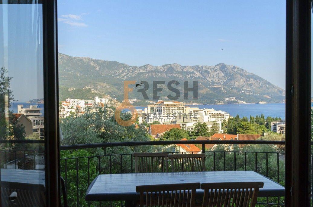Razrađeni biznis na prodaju, mini hotel, 534m2 na 4 etaže Bečići - 1