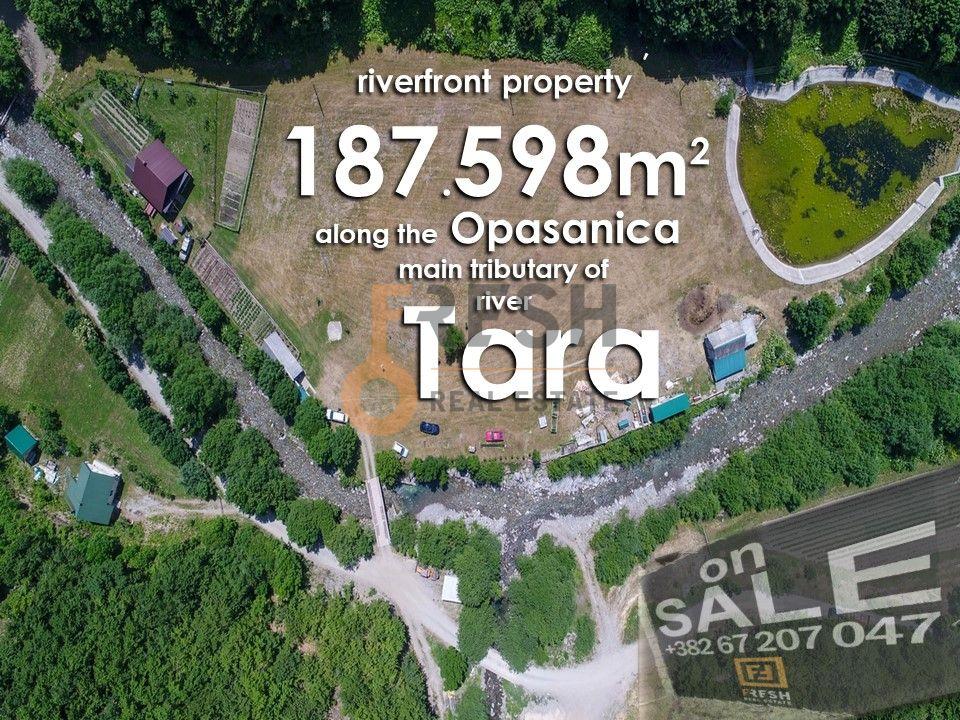 Vrhunsko imanje na obali rijeke, 187.598m2 - 3