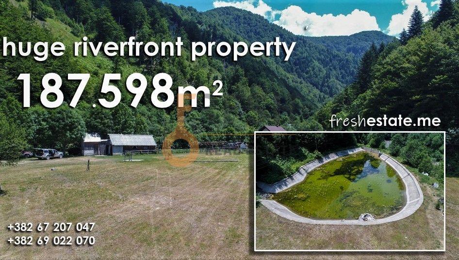 Vrhunsko imanje na obali rijeke, 187.598m2 - 4