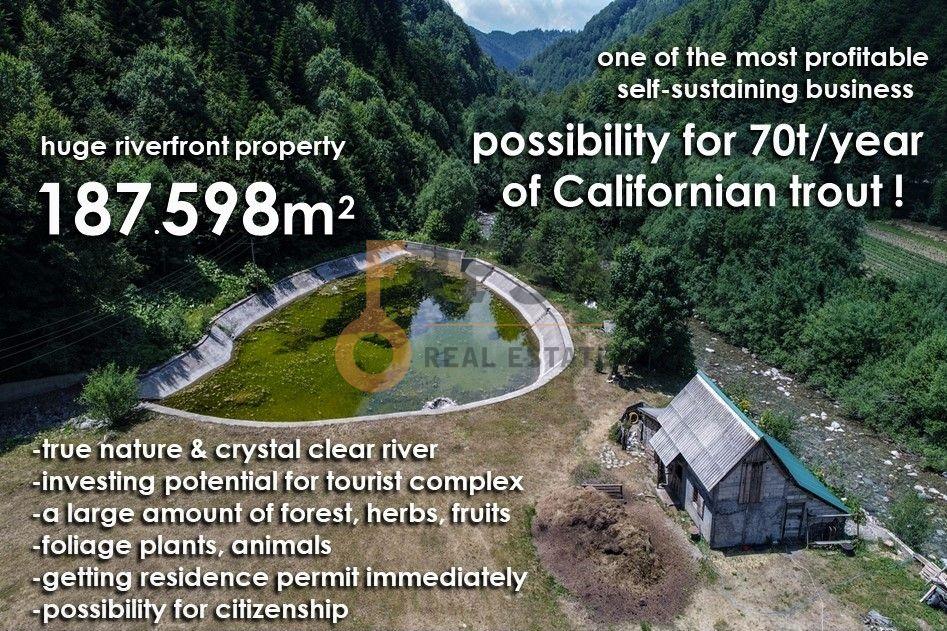 Vrhunsko imanje na obali rijeke, 187.598m2 - 5