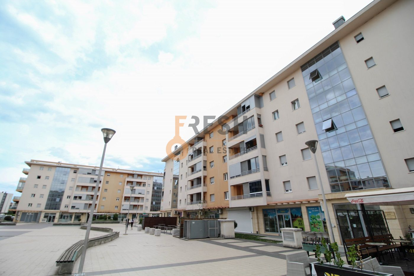 Dvosoban stan, 74m2, City Kvart, Izdavanje - 1