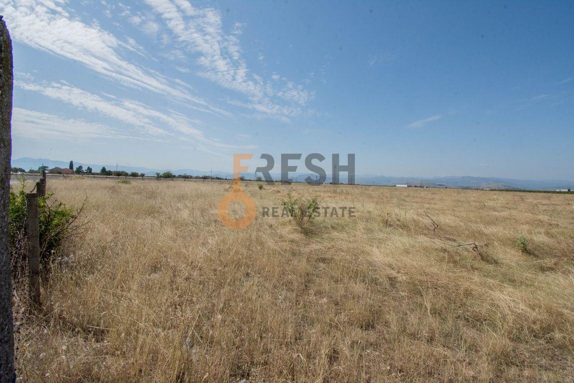 Zemljišna parcela, 17 000m2, Tuzi - Karabuško polje, Prodaja - 1