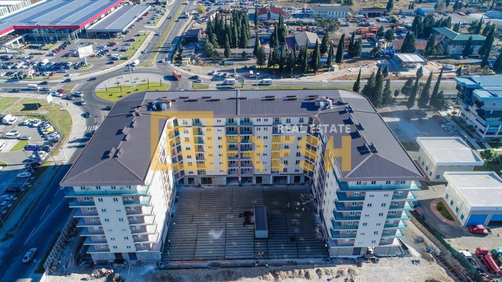 Jednosoban stan, 47m2, Zabjelo, Prodaja - 1