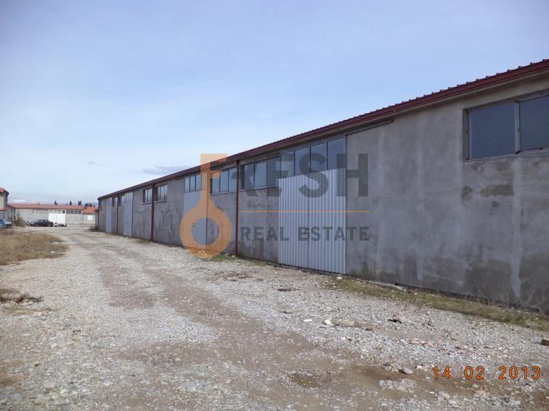 Podgorica, Golubovci, magacin od 950 m2, izdavanje - 1