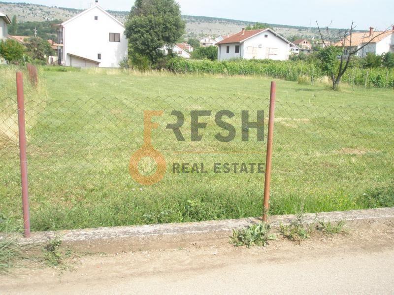 Podgorica, Dalmatinska, plac, 2.000 m2, prodaja - 1