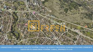 Urbanizovano građevinsko zemljište, 3.000m2, Masline, Prodaja - 1