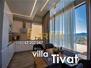 Eko vila, 160m2, Tivat, Prodaja - 1
