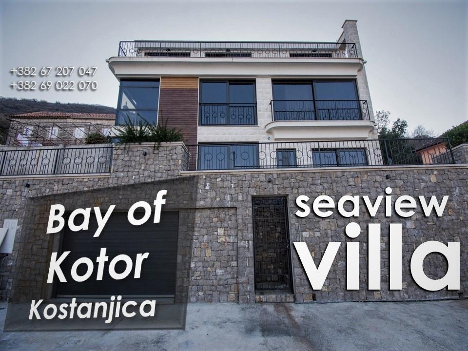Plac uz more 289m2 + vila, Kostajnica, Kotor - 10