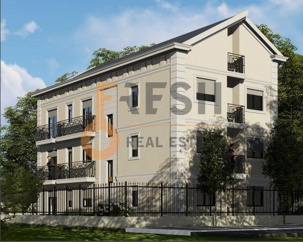 Jednosoban stan, 43.95m2, Dalmatinska, Prodaja - 1