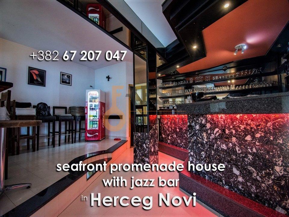 Razrađeni biznis na prodaju, Jazz bar i kuća na šetalištu, Herceg Novi - 4