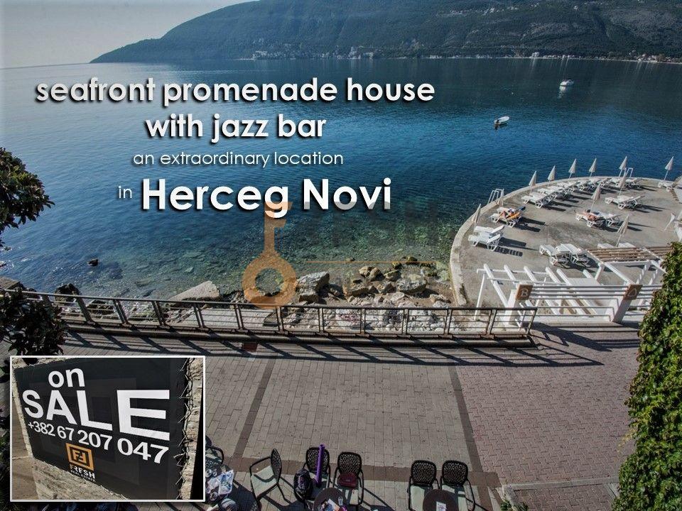 Razrađeni biznis na prodaju, Jazz bar i kuća na šetalištu, Herceg Novi - 5
