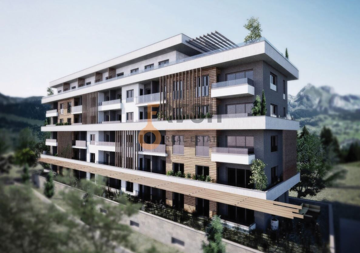 Dvosoban stan, 59m2 + 16m2 terase, Bečići, Prodaja - 1