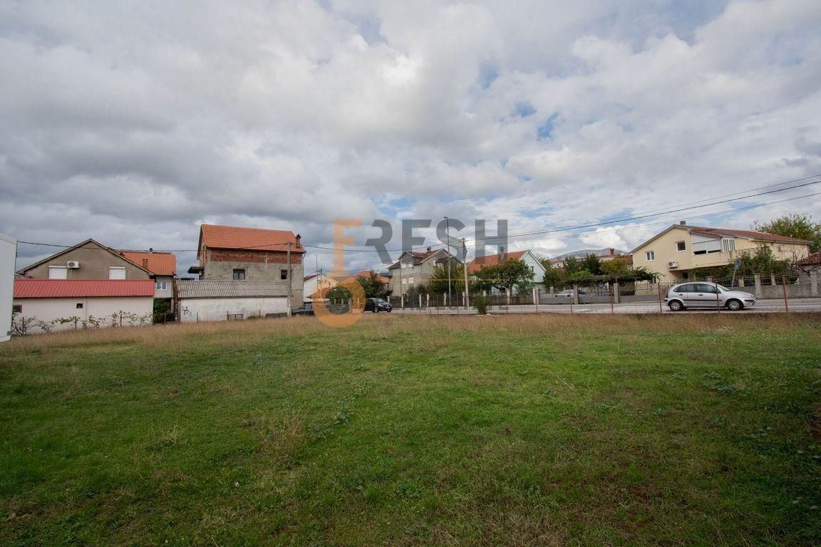 Urbanizovani plac, 529m2, Zagorič, Prodaja - 1
