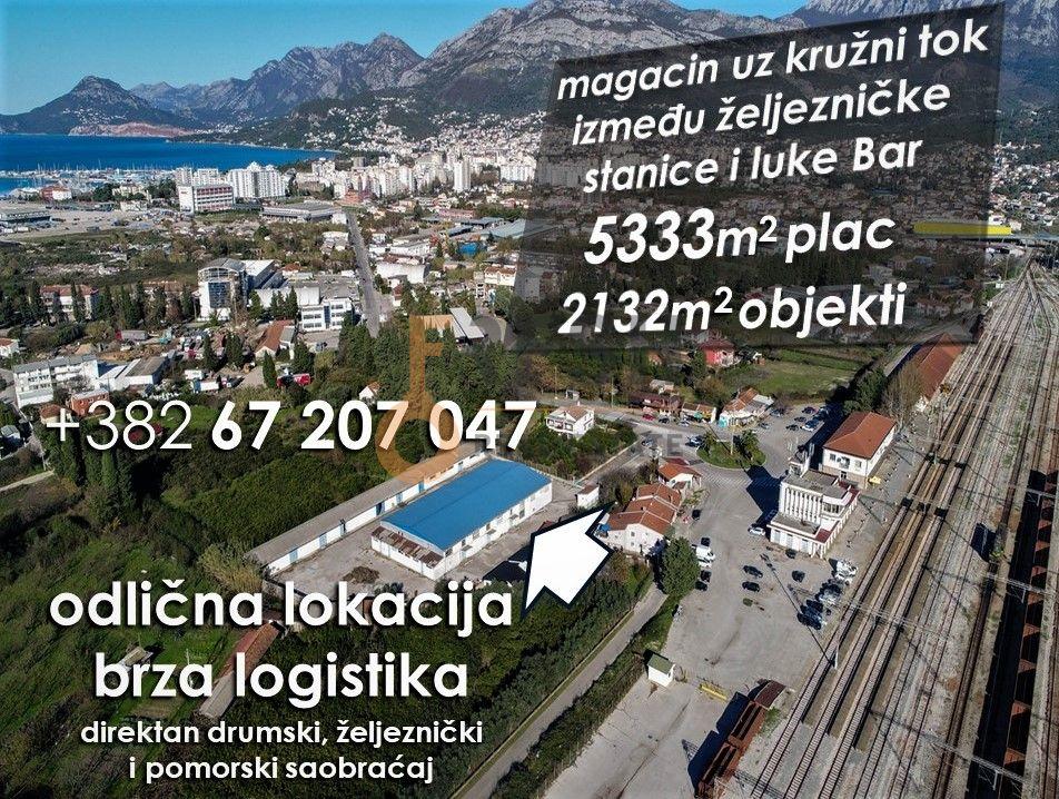 POSLOVNI PROSTOR 2132M2, BAR - 1