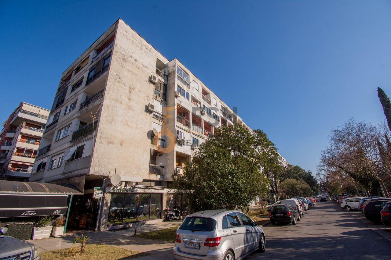 Dvosoban stan 81m2, Preko Morače, Prodaja - 1