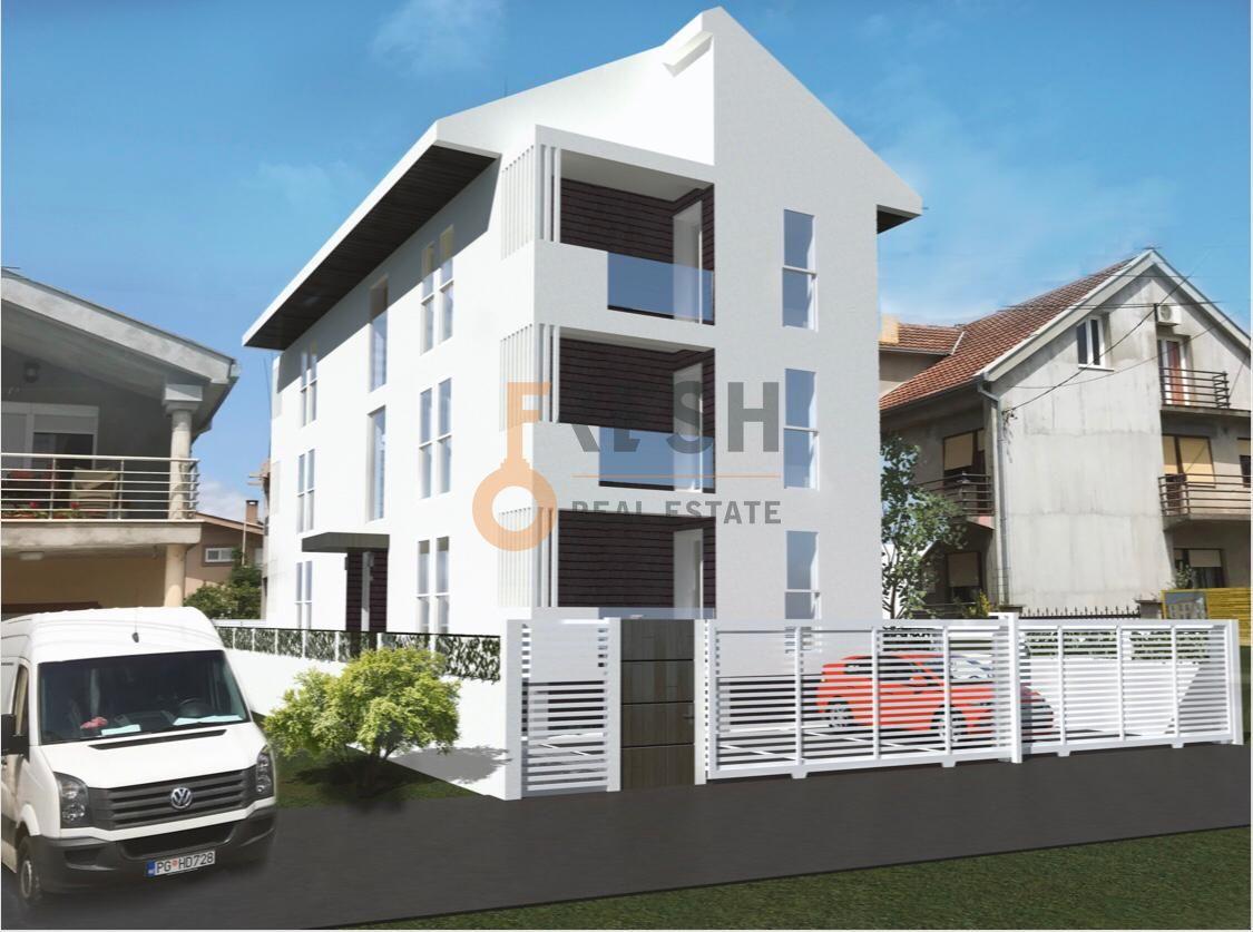Dvosoban stan, 53m2, Blok 9, prodaja - 1