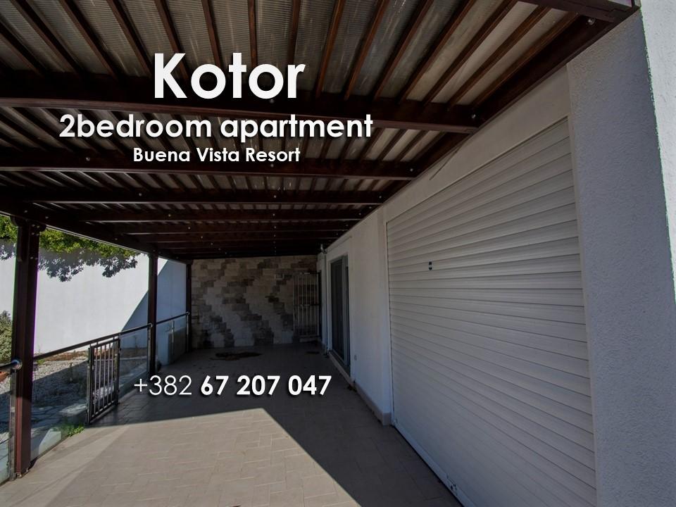 Dvosoban stan Buena Vista, 75m2, Dobrota, Prodaja - 4