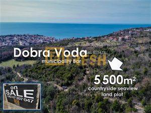 5500m2, Dobra Voda, Bar - 1