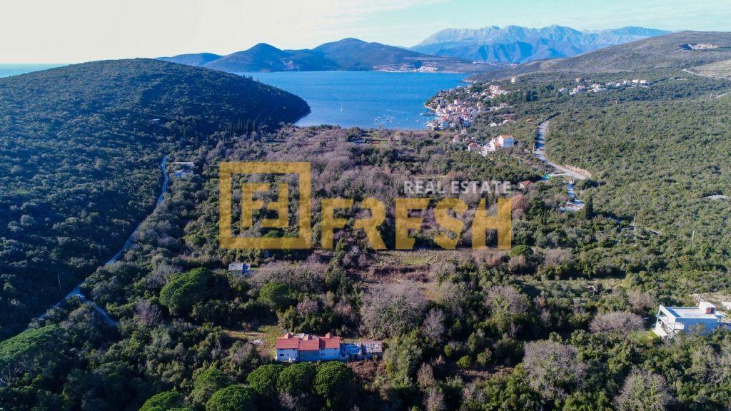 Ruševna kuća i plac, Bigova, Kotor, Prodaja - 5
