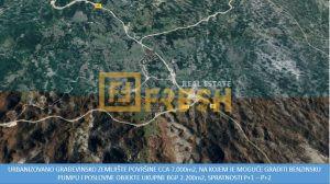 Urbanizovano građevinsko zemljište, 7.000m2, Vilusi, Prodaja - 1
