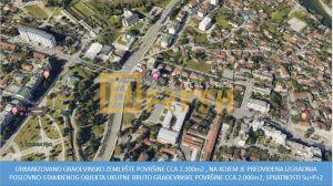 Urbanizovano građevinsko zemljište, 2.300m2, Stara Varoš, Prodaja - 1