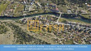 Urbanizovano građevinsko zemljište, 60.000m2, Podgorica, Prodaja - 1