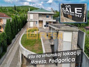 Vila u završnim radovima, 492m2, Mareza, Prodaja - 1
