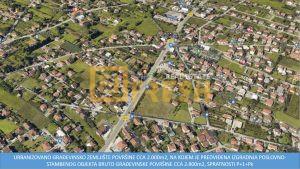 Urbanizovano građevinsko zemljište, 2.000m2, Donja Gorica, Prodaja - 1